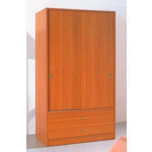 Wardrobe w/Drawers P1372 (PK)