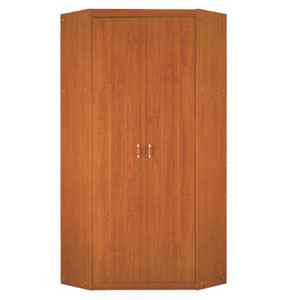 2-Door Corner Wardrobe SB-218(VF)