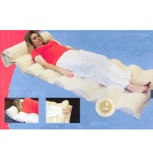 Extra Long Portable Memory Foam Folding Bed SF2565(HIFS)