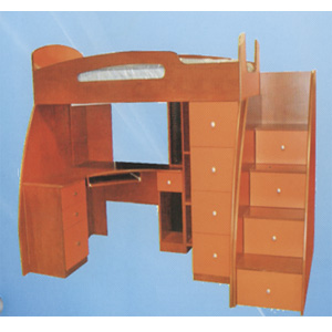 Custom Made Loft Bed T-4(CT)