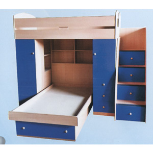 Custom Made Loft Bed T-5(CT)
