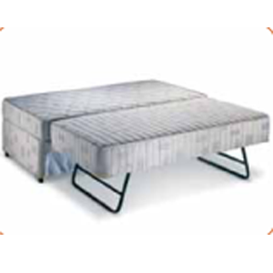 The Enzo Memory Foam Complete Trundle Bed (ENZFS200)