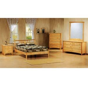 Tilbury Bedroom Set (J&M)