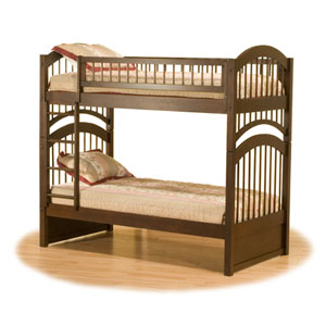 Twin/Twin Windsor Bunk Bed (AF)